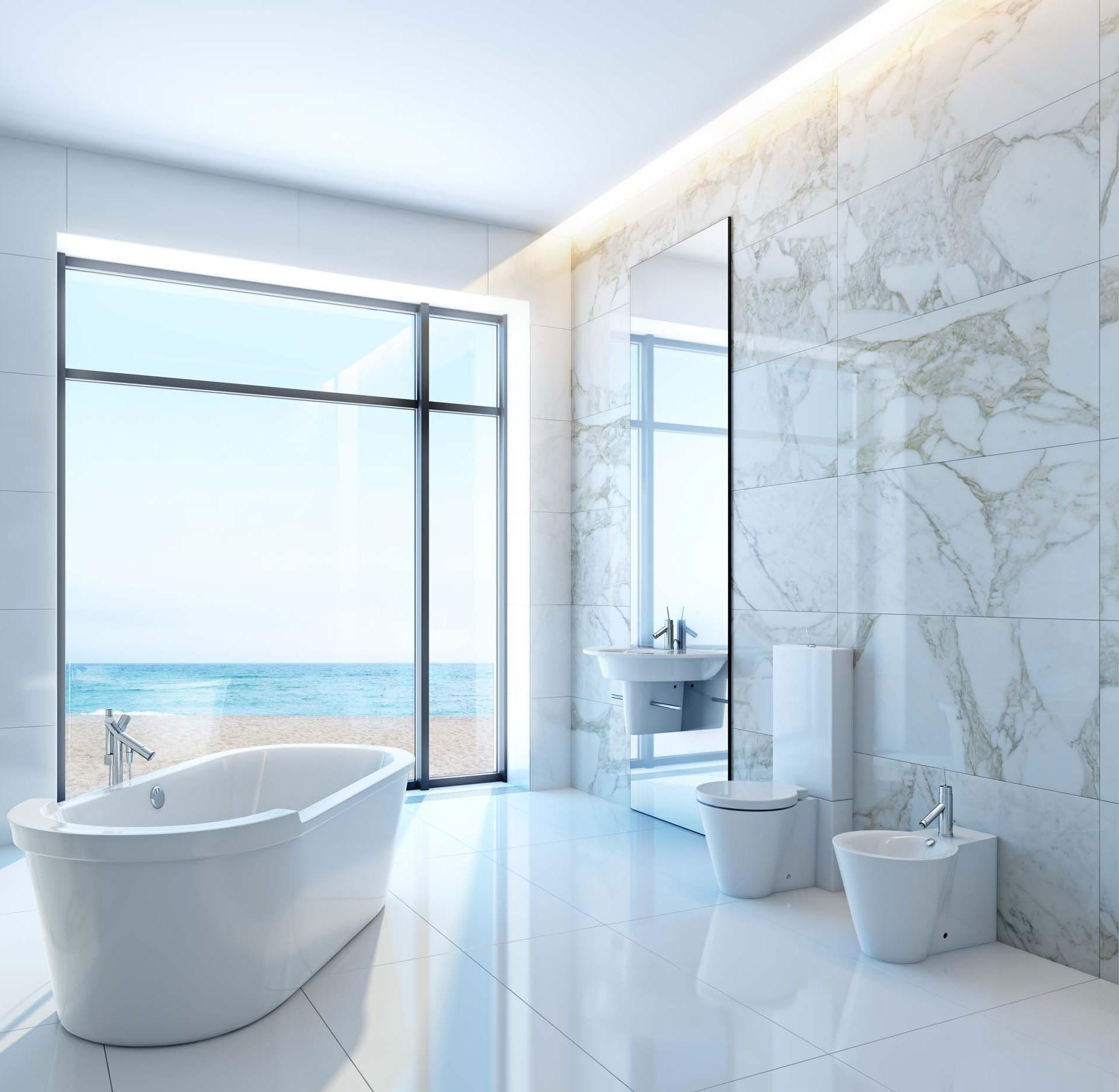 Salle de bain clef en main